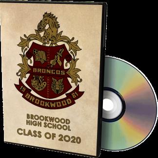 2020 BHS Grad DVD